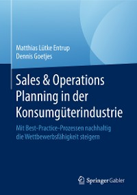 Cover Sales & Operations Planning in der Konsumgüterindustrie