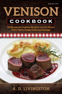 Cover Venison Cookbook