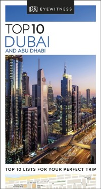 Cover DK Eyewitness Top 10 Dubai and Abu Dhabi