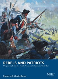 Cover Rebels and Patriots