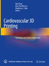Cover Cardiovascular 3D Printing