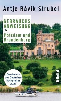 Cover Gebrauchsanweisung für Potsdam und Brandenburg