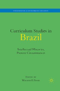 Cover Curriculum Studies in Brazil