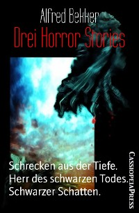Cover Drei Horror Stories