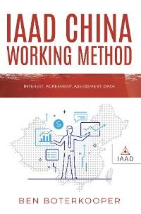Cover IAAD China Working Method