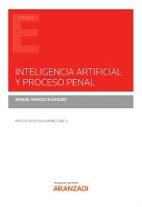Cover Inteligencia artificial y proceso penal