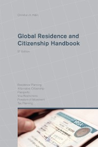 Cover Global Residence and Citizenship Handbook