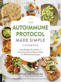 Cover The Autoimmune Protocol Made Simple Cookbook