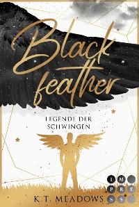 Cover Blackfeather (Legende der Schwingen 2)