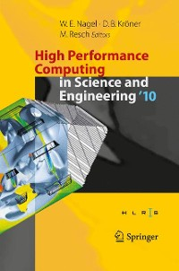 Cover High Performance Computing in Science and Engineering '10