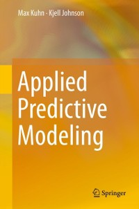 Cover Applied Predictive Modeling