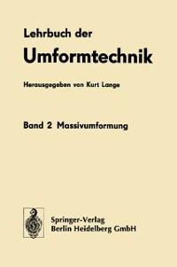 Cover Lehrbuch der Umformtechnik