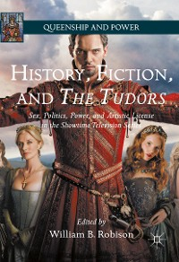 Cover History, Fiction, and The Tudors