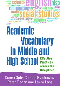 Cover Academic Vocabulary in Middle and High School