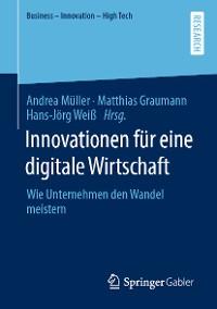 Cover Innovationen für eine digitale Wirtschaft