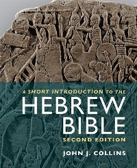 Cover A Short Introduction to the Hebrew Bible