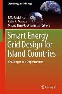 Cover Smart Energy Grid Design for Island Countries