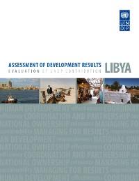 Cover Assessment of Development Results - Libya