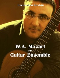 Cover W.A Mozart for Guitar Ensemble