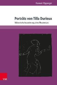 Cover Porträts von Tilla Durieux