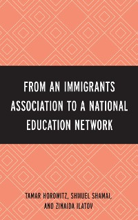 Cover From an Immigrant Association to a National Education Network