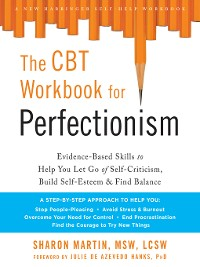 Cover The Perfectionism Workbook
