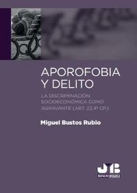 Cover Aporofobia y delito