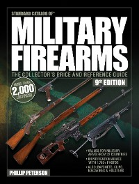 Cover Standard Catalog of Military Firearms, 9th Edition