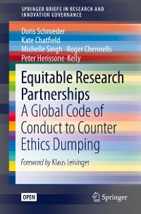 Cover Equitable Research Partnerships