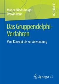 Cover Das Gruppendelphi-Verfahren