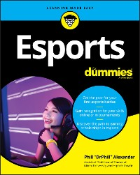 Cover Esports For Dummies