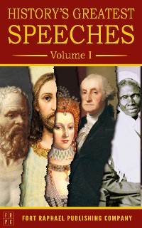 Cover History's Greatest Speeches - Volume I