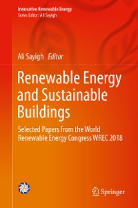 Cover Renewable Energy and Sustainable Buildings