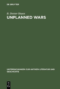Cover Unplanned Wars
