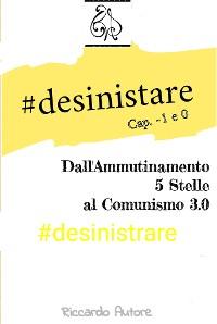 Cover #desinistrare