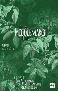 Cover Middlemarch. Band 4