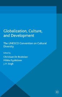 Cover Globalization, Culture, and Development