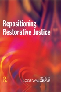Cover Repositioning Restorative Justice