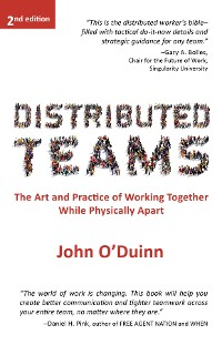 Cover Distributed Teams