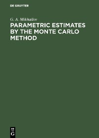 Cover Parametric Estimates by the Monte Carlo Method