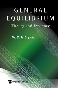 Cover General Equilibrium: Theory And Evidence