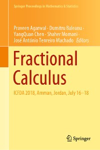 Cover Fractional Calculus