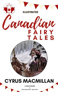 Cover Canadian Fairy Tales