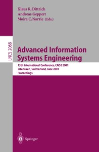 Cover Advanced Information Systems Engineering