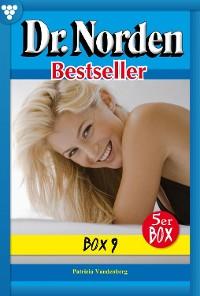 Cover Dr. Norden Bestseller Box 9 – Arztroman