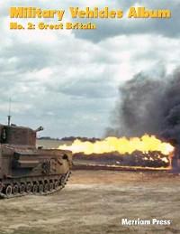 Cover Military Vehicles Album No. 2: Great Britain