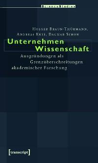 Cover Unternehmen Wissenschaft
