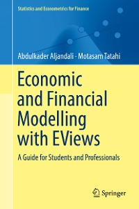 Cover Economic and Financial Modelling with EViews