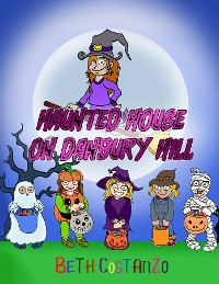 Cover Haunted House on Danbury Hill