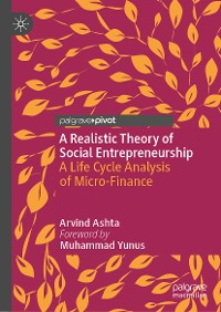 Cover A Realistic Theory of Social Entrepreneurship